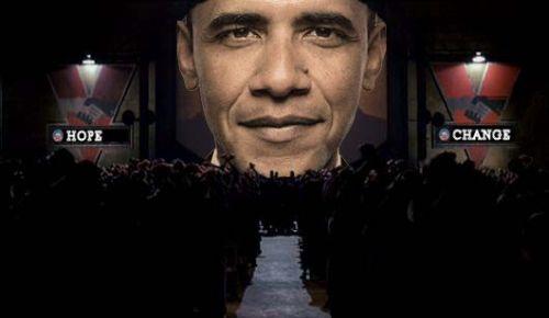 Obama - Dictator - 1984