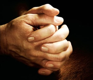 Christianity - Prayer - Hands Clasped (pic)