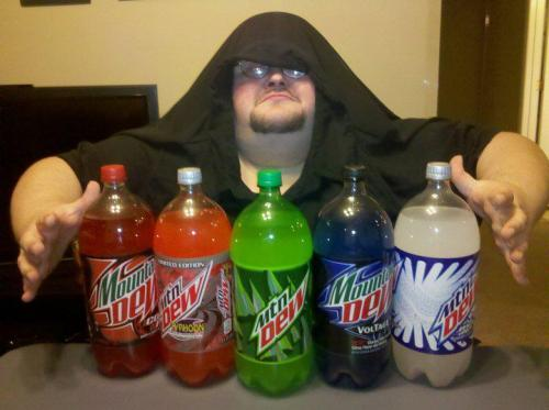People - Loser - Jedi Nerd with Dew