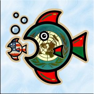 United Nations - Fish Swallor US