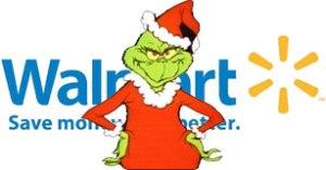 Walmart - Grinch