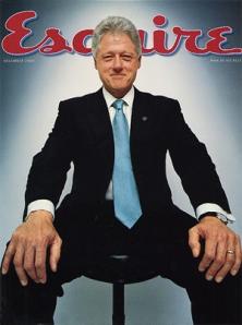 People - Clinton, Bill - Esquire
