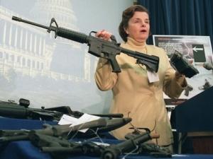 People - Feinstein, Dianne - Assault Weapon