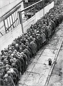 Welfare Line