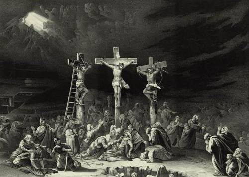 Christian - Jesus - Crucified