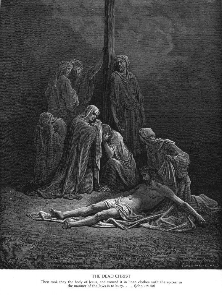 Jesus Raises Lazarus From The Dead In Bethany   Christian ...  Jesus Dead