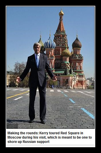 2013 05 00 - Kerry Faces Putin, Inept, Nothing