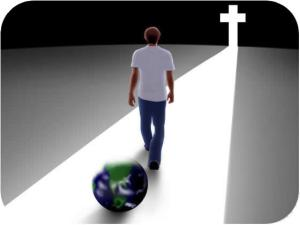 Religion - Christian - Leave World for Christ