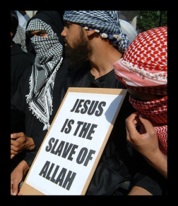 Religion - Islam - Jesus is the Slave of Allah