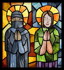 Religion - Islam - Non-Believer as Friend