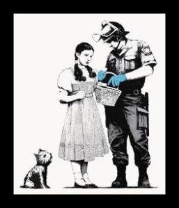 Crime - Search and Seizure - Dorthy and Toto, Wizard of Oz