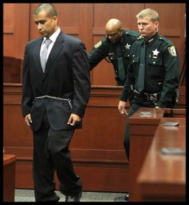 2013 00 00 - Zimmerman Trial - In Chains