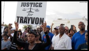 2013 00 00 - Zimmerman Trial - Racial Protests