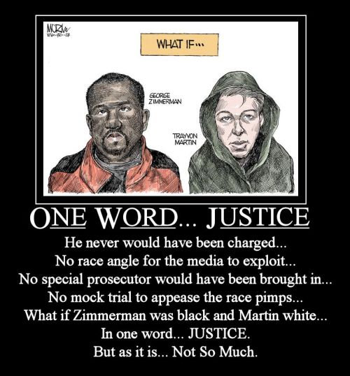 Letist Asks What If... Answer is Justice
