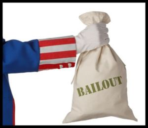 Government - Bailout - Uncle Sam