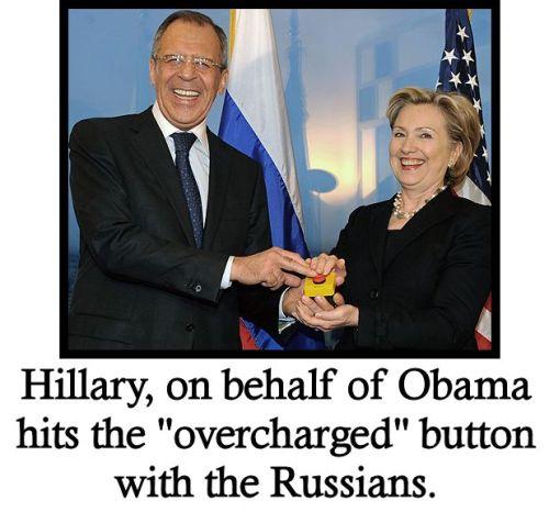Hillary - Russian - Reset Button