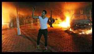 2012 - Benghazi Burns