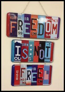 Concept - Freedom No Free