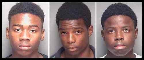 Race - Black Teens who Beat White Teen