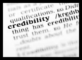 Concept - Credibility - Dictionary