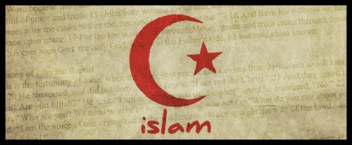 Religion - Islam - Symbol and Book