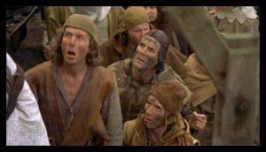 Movie - Monty Python Holy Grail - Peasants