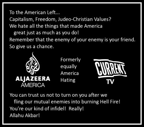 Al Jazeera Seeks New Viewers in the American Progressive Left