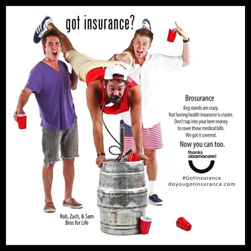 Got Insurance - Keg - Bros