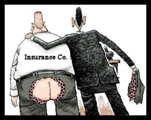 Obama - Blame Insurance