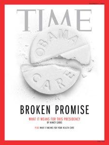 Time - Obama Broken Promises