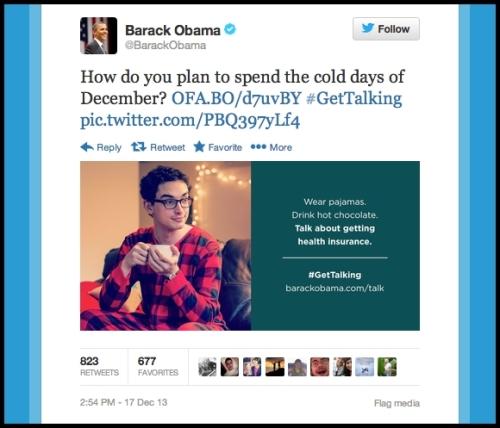 201312 13 - Obamacare - Pajama Boy - 001