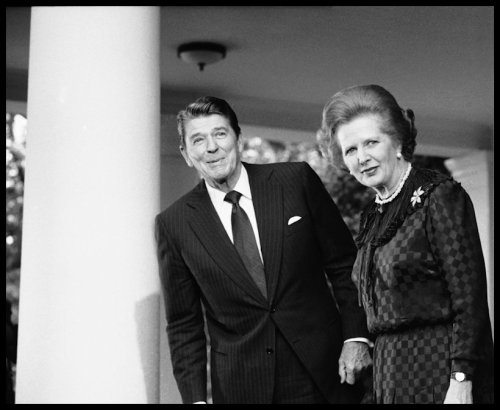 History - Reagan and Thatcher