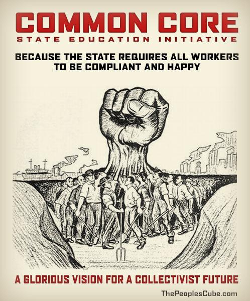 Common Core - Propaganda
