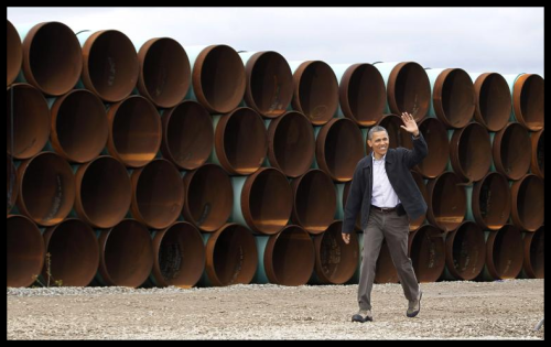 People - Obama, Barack - Show and Pipeline