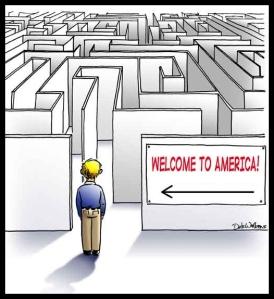 Bureaucracy - Immigration