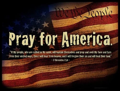 Christian - Prayer - for America