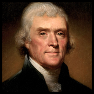 People - Founding Father - Jefferson, Thomas