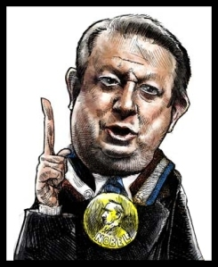 People - Gore, Al - Nobel Prize