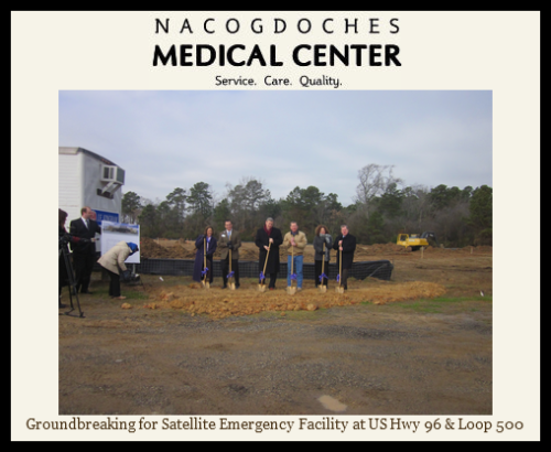New Medical Center - Shelby Co