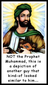Religion - False - Islam - Not Mohammad
