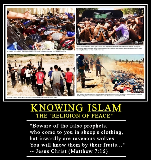 Knowing Islam for What It Is - Examining the Fruits of Islam