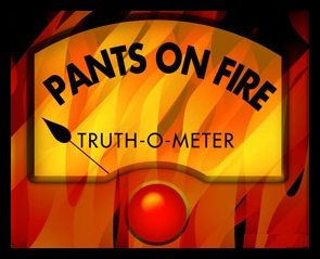 Lie - Pants on Fire