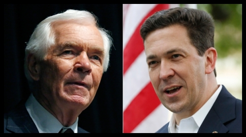 People - Mississippi Senate Race - Cochran, McDaniel