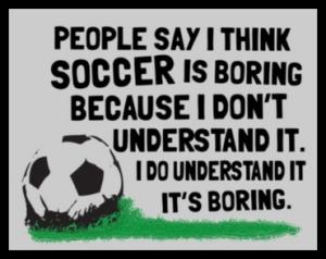 Sport - Soccer - Understaning