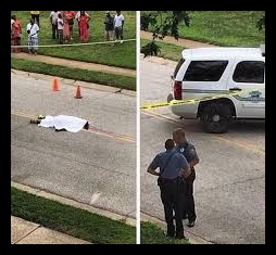 2014 08 00 - Michael Brown Dead