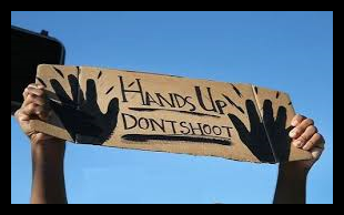 2014 08 20 - Michael Brown - Protest Sign