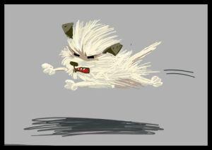 Dog - Yappy - Mad