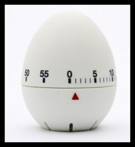 Kitchen - Egg Timer - About to Go Off