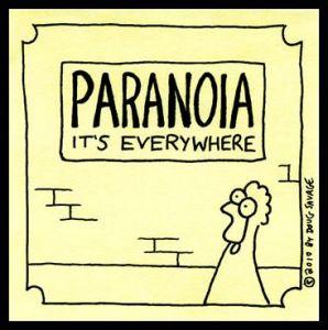 Paranoia - Everywhere