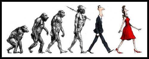 Evolution of Man - Leftist